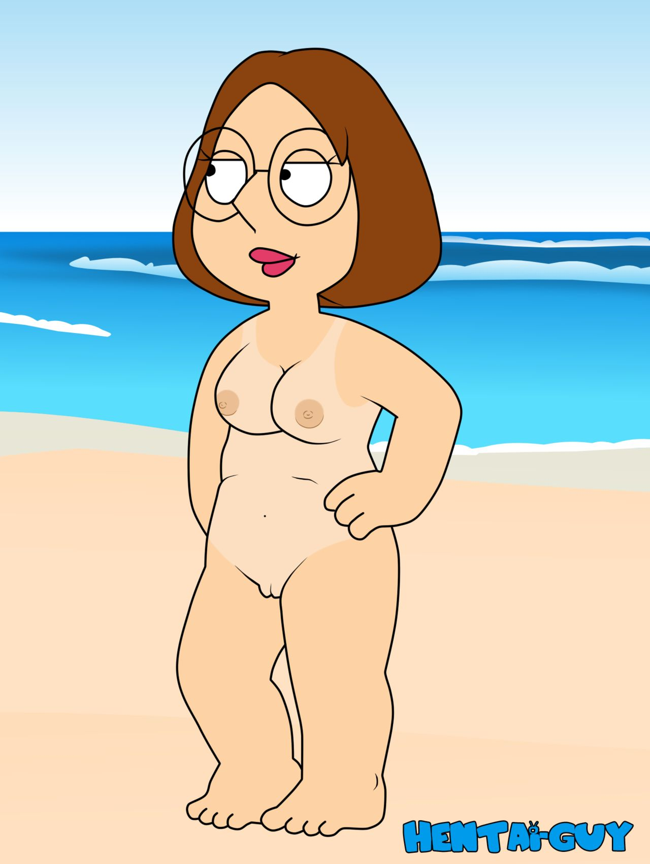 Family guy female characters nude