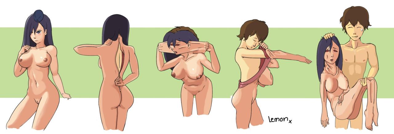 Art of nude