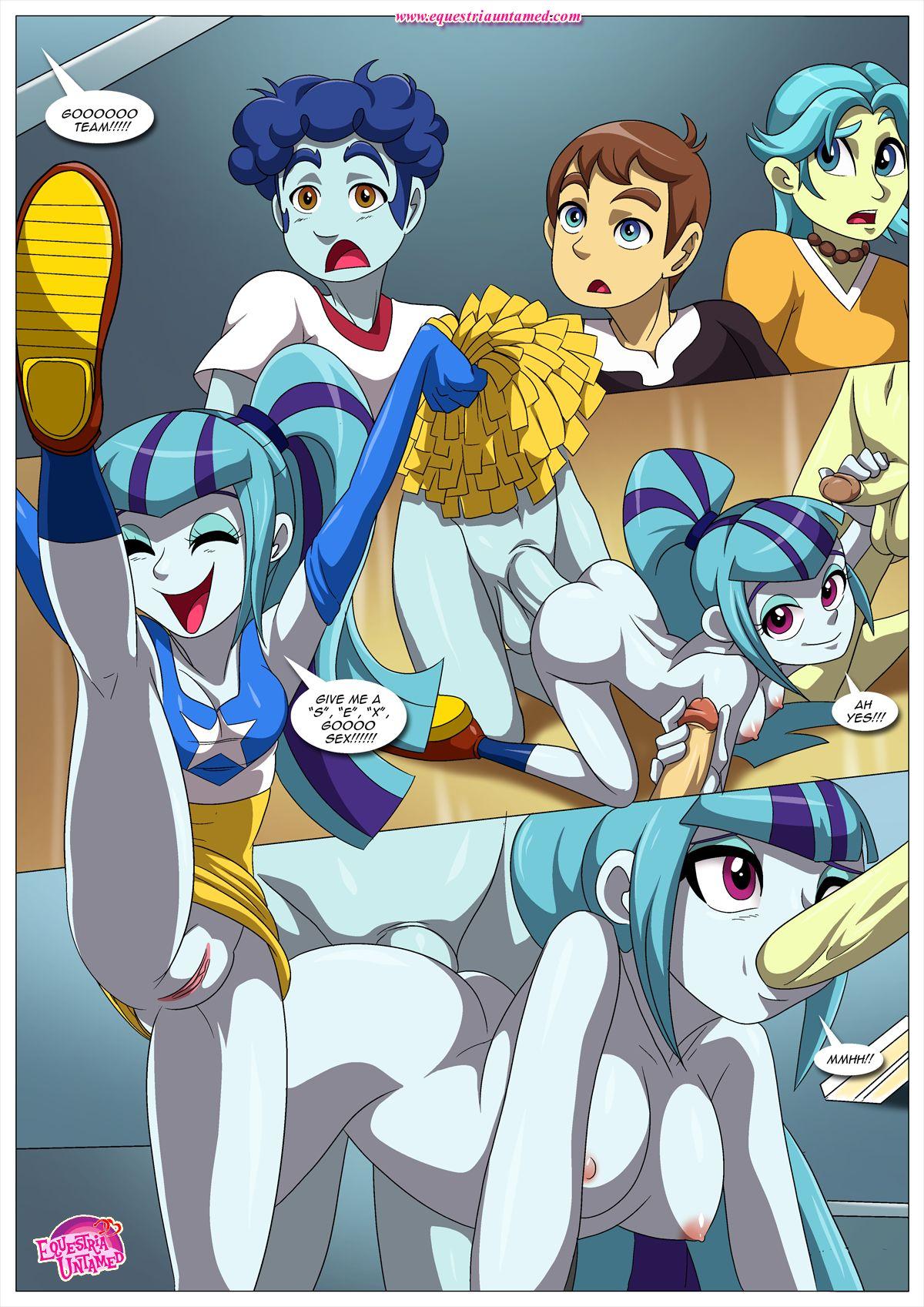 Equestria Girls Hentai Comic