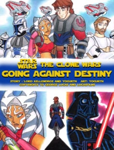 [YogurthFrost] Going Against Destiny (Star Wars: The Clone Wars)