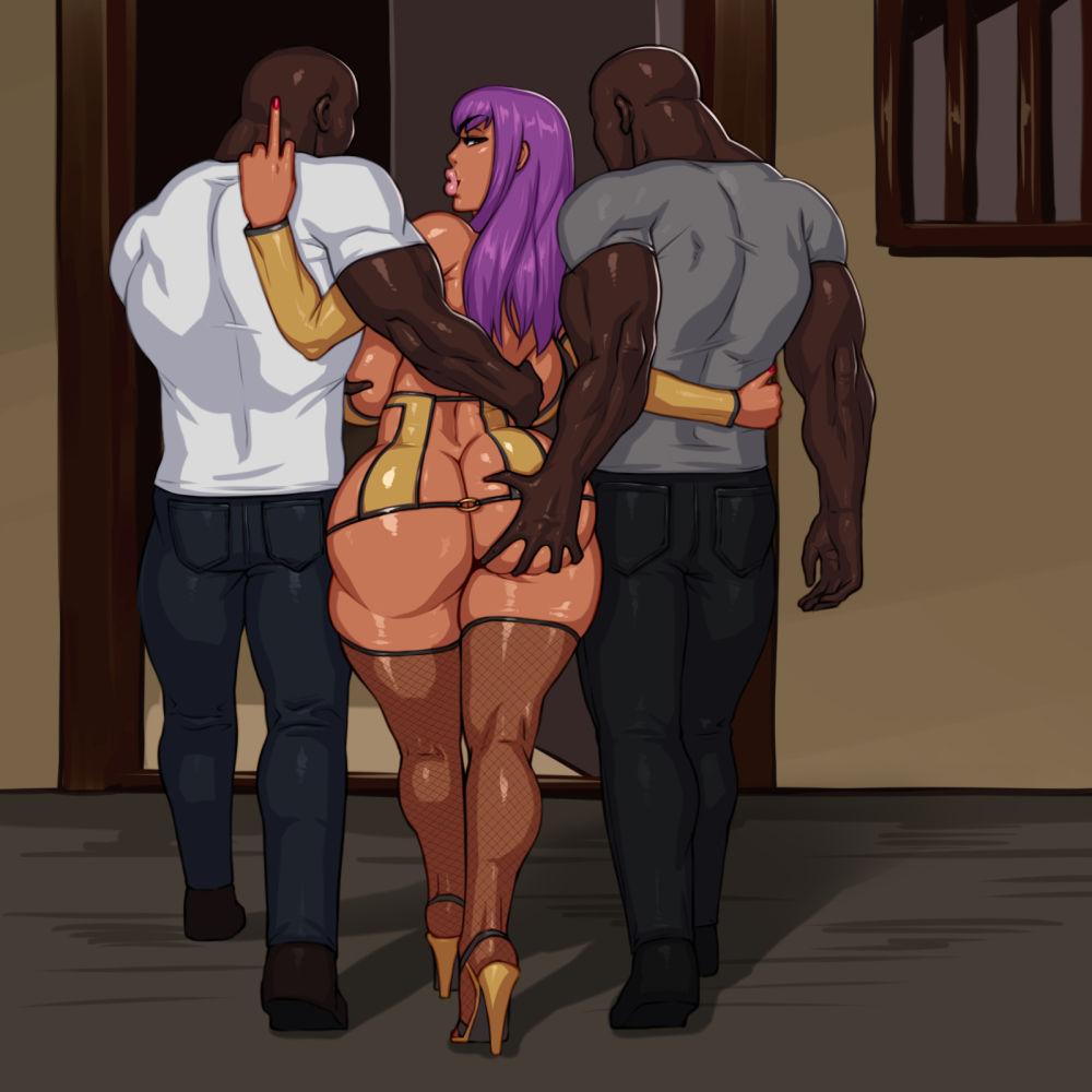 Gen p interracial anal redhead gangbang - 1 5
