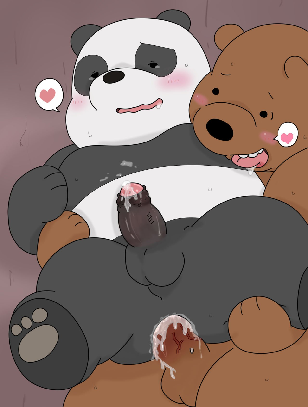 Wild bear sex porn — pic 10