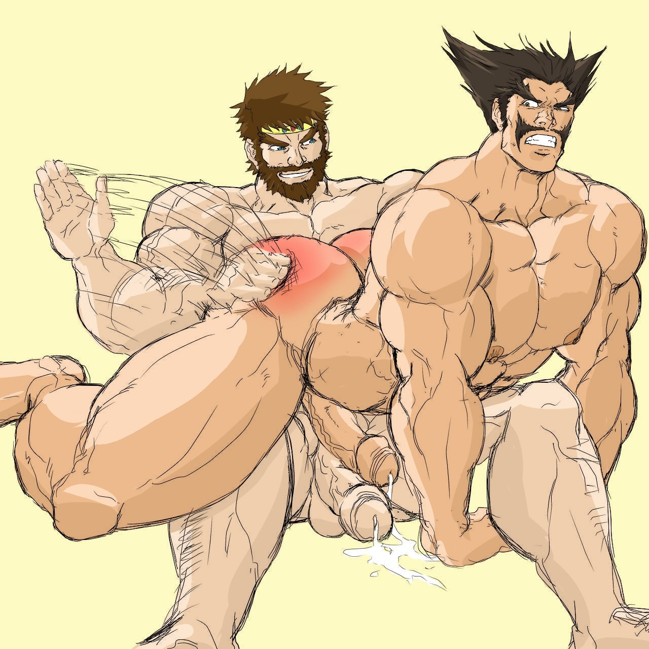 read collection collection crossovers bara hentai