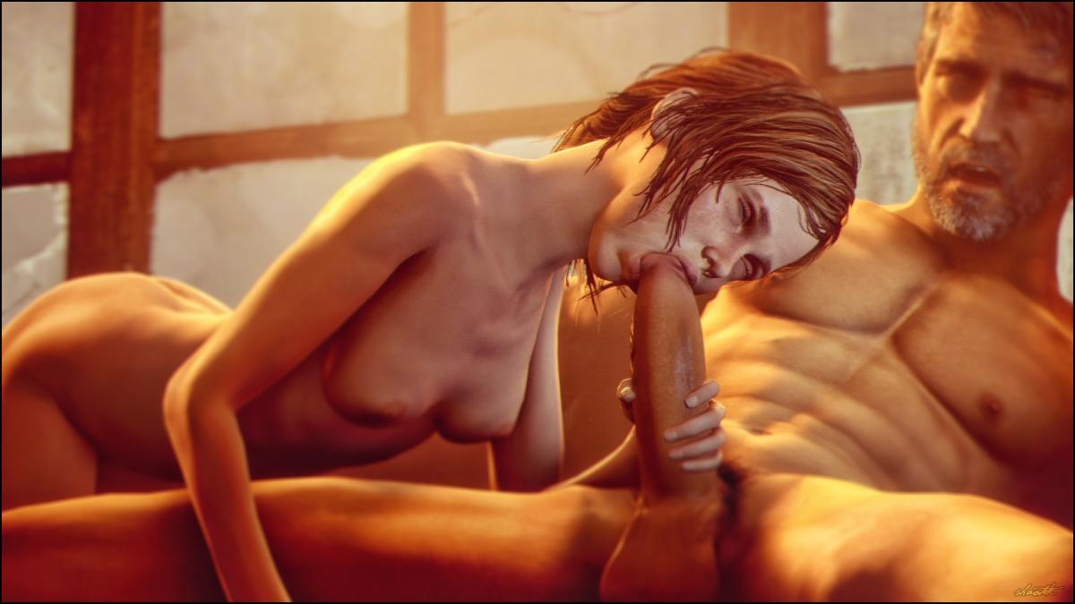 The last of us ellie porn