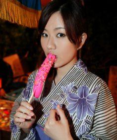 Ritsuko Hayama Nice Rack