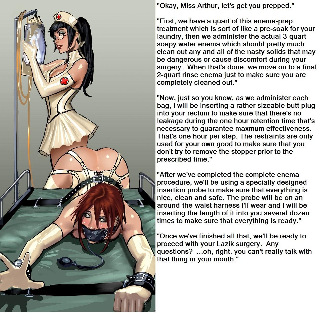 Extreme anime slave captions