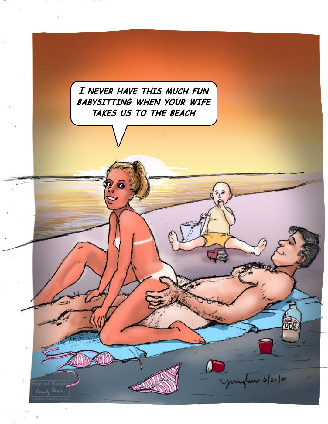 dave randy incest 3d