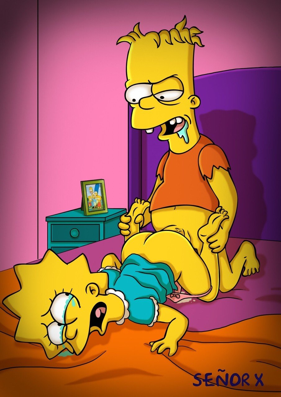 The simpson sex pictures — photo 11