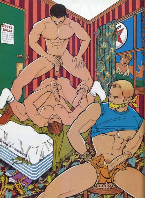 Scooby Doo And Other Famous Toons In Hard Gay Sex Pichunter