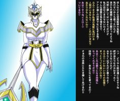 (T-Syun) Metamorphisis: Fallen Squadron Mother (Power Rangers)