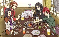 [Shima Chorako] BaoUla KatsuMaya Grilled Meat Comic
