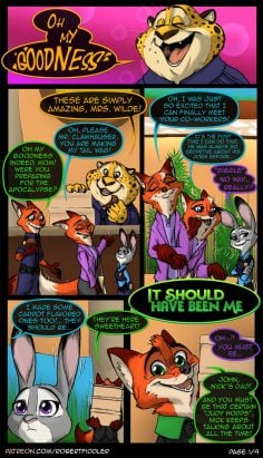 [Robertfiddler] It Should Have Been Me (Zootopia)