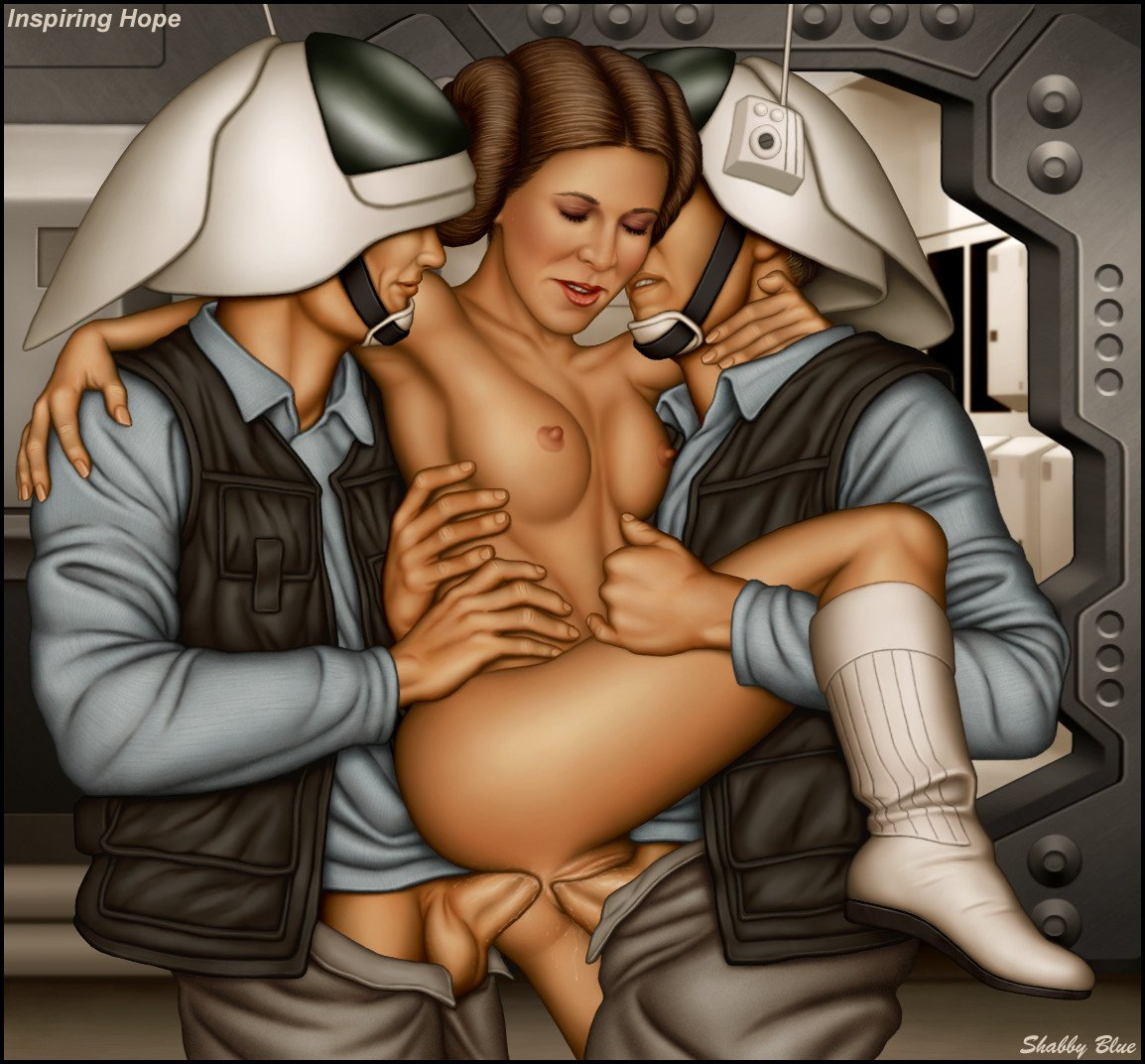 Leia Organa Porn