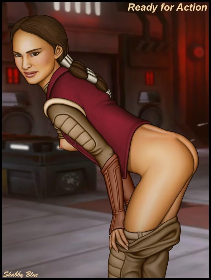 Star Wars Padme Amidala Porn