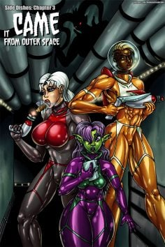 [Transmorpher DDS] Side Dishes Ch. 3