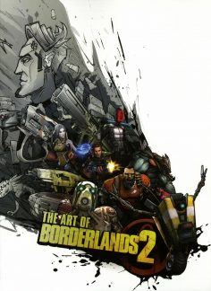 The Art of Borderlands 2 (Brady Games, eng)