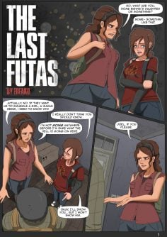 [Freako] The Last Futas (The Last of Us)