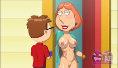 MILF & COOKIES (american dad and family guy)