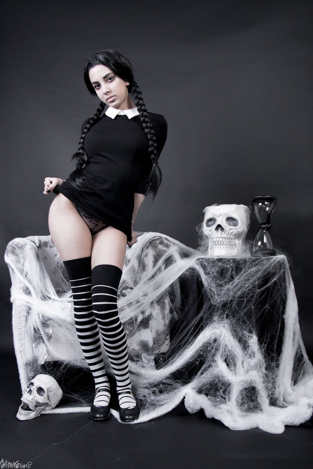 Wednesday Addams All Grown Up (Swimsuit Succubus)