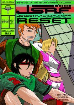 Jet Set Radio Future: Reset