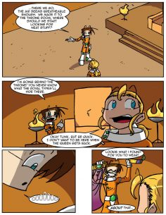 [LakeHylia] Stacky Goes To Mars (Duck Dodgers)