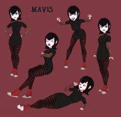 [Skuddbutt] Mavis (Hotel Transylvania)