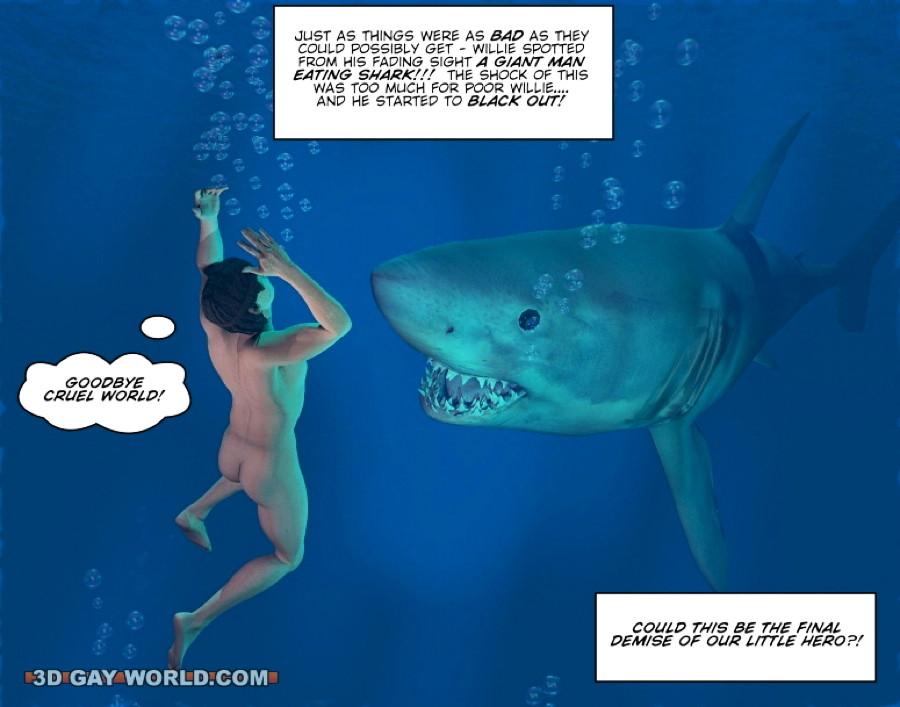 Great white shark sex — pic 2