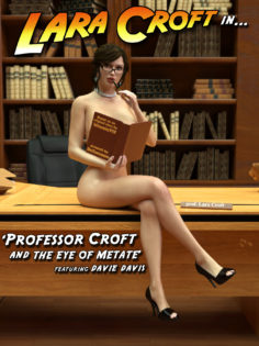 DTM – Professor Croft And The Eye of Metate