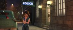 Big Hero 6 – Aunt Cass screens