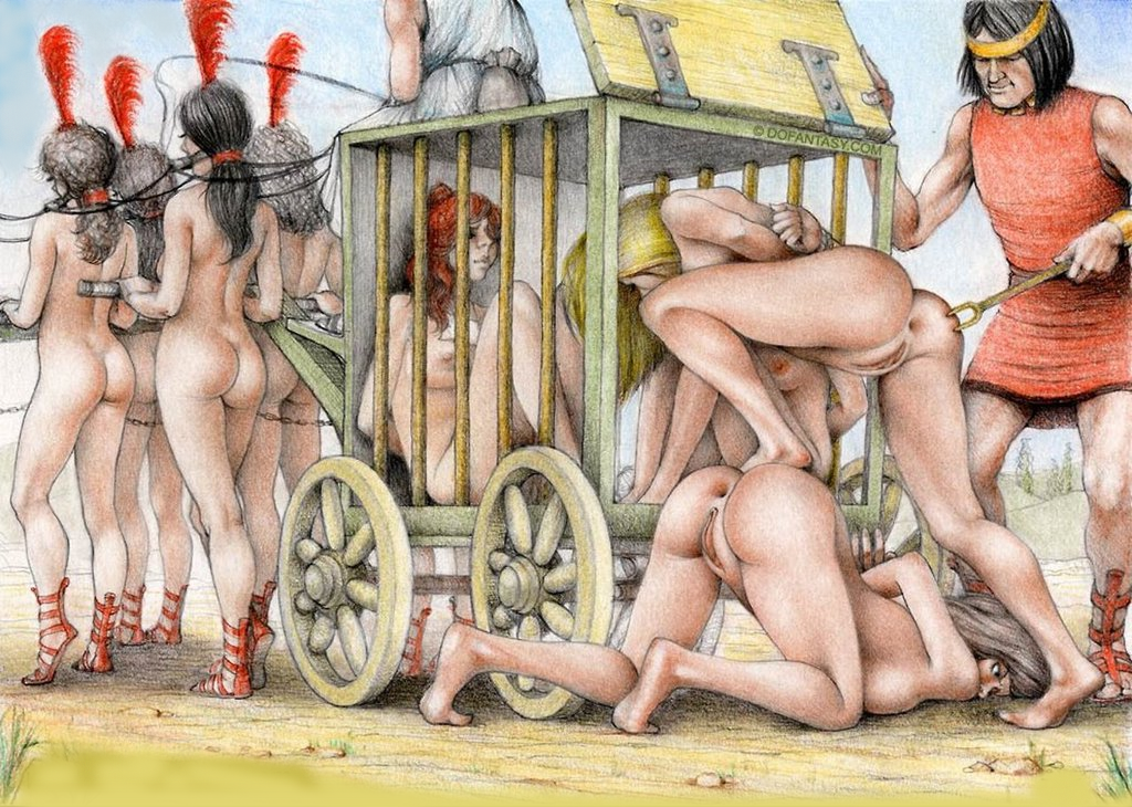Bondage pics slave trade with captions
