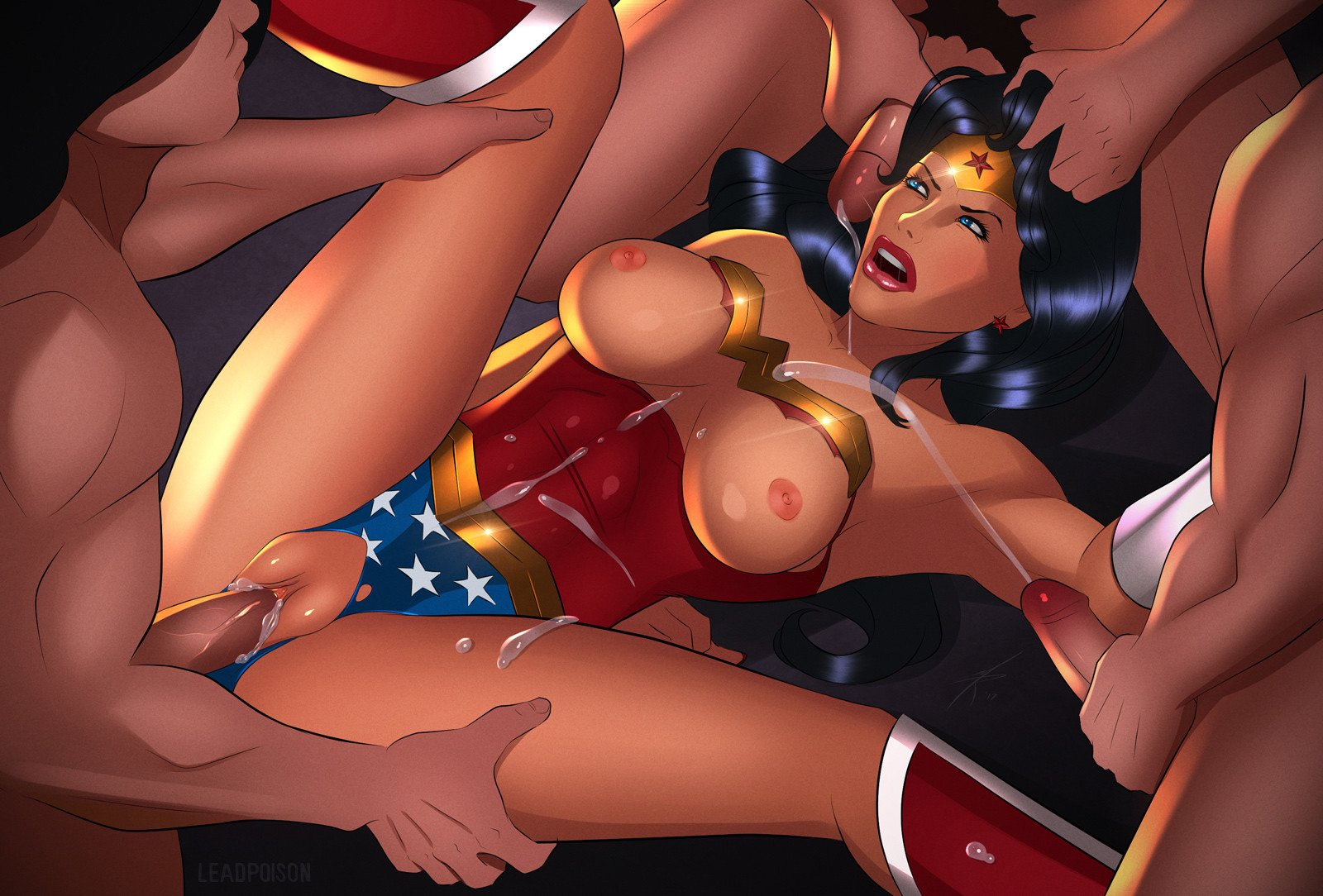 superwoman-have-sex-naked-dildo