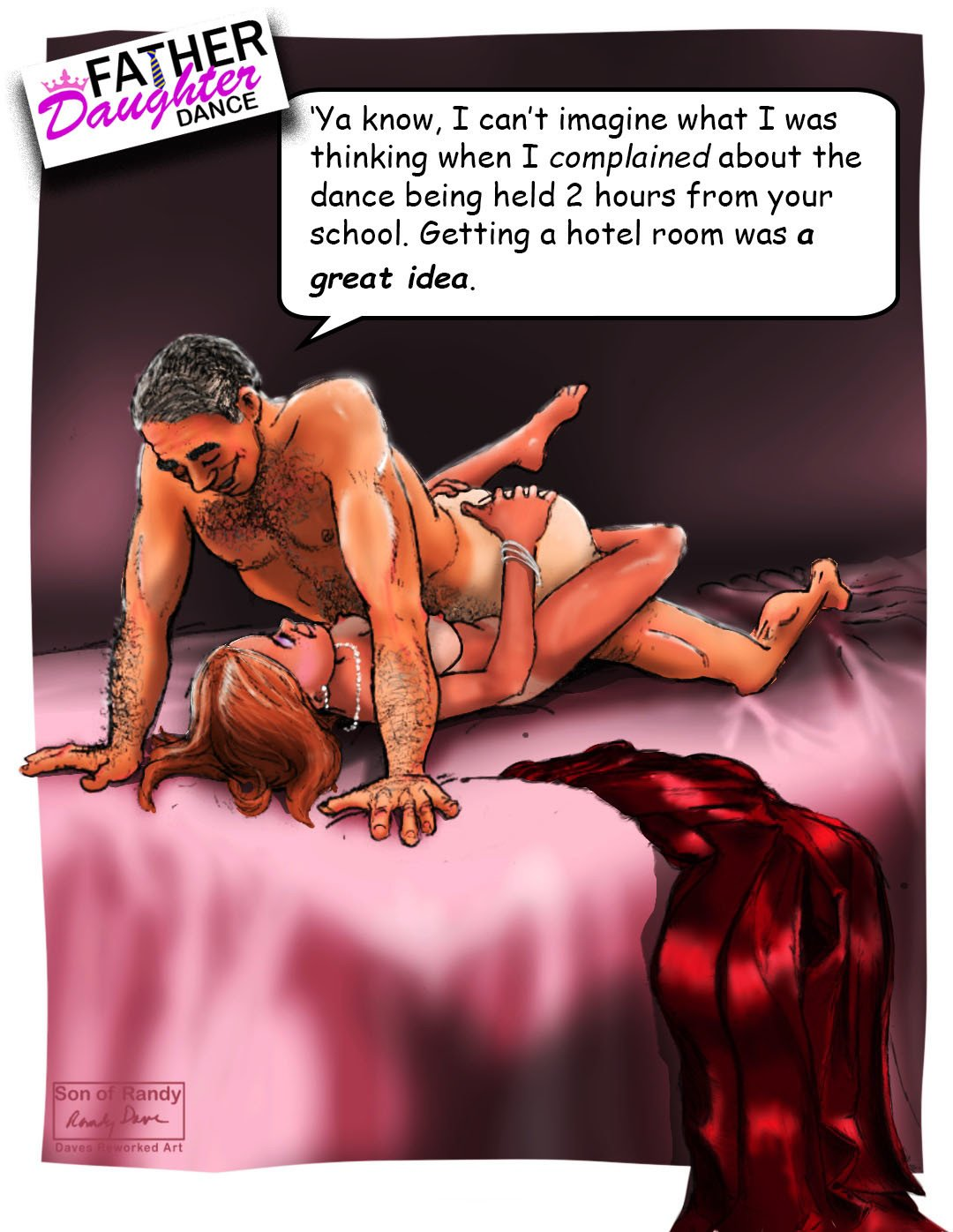 daddy daughter incest porn comic comics incest daddy daughter