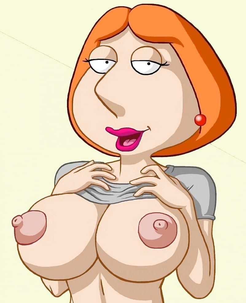 lois-griffin-gagged-scortched-earth-erotica