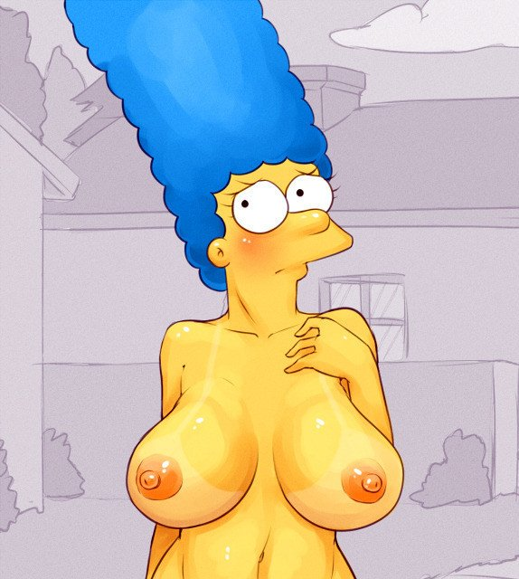Marge simpson masterbating — img 7