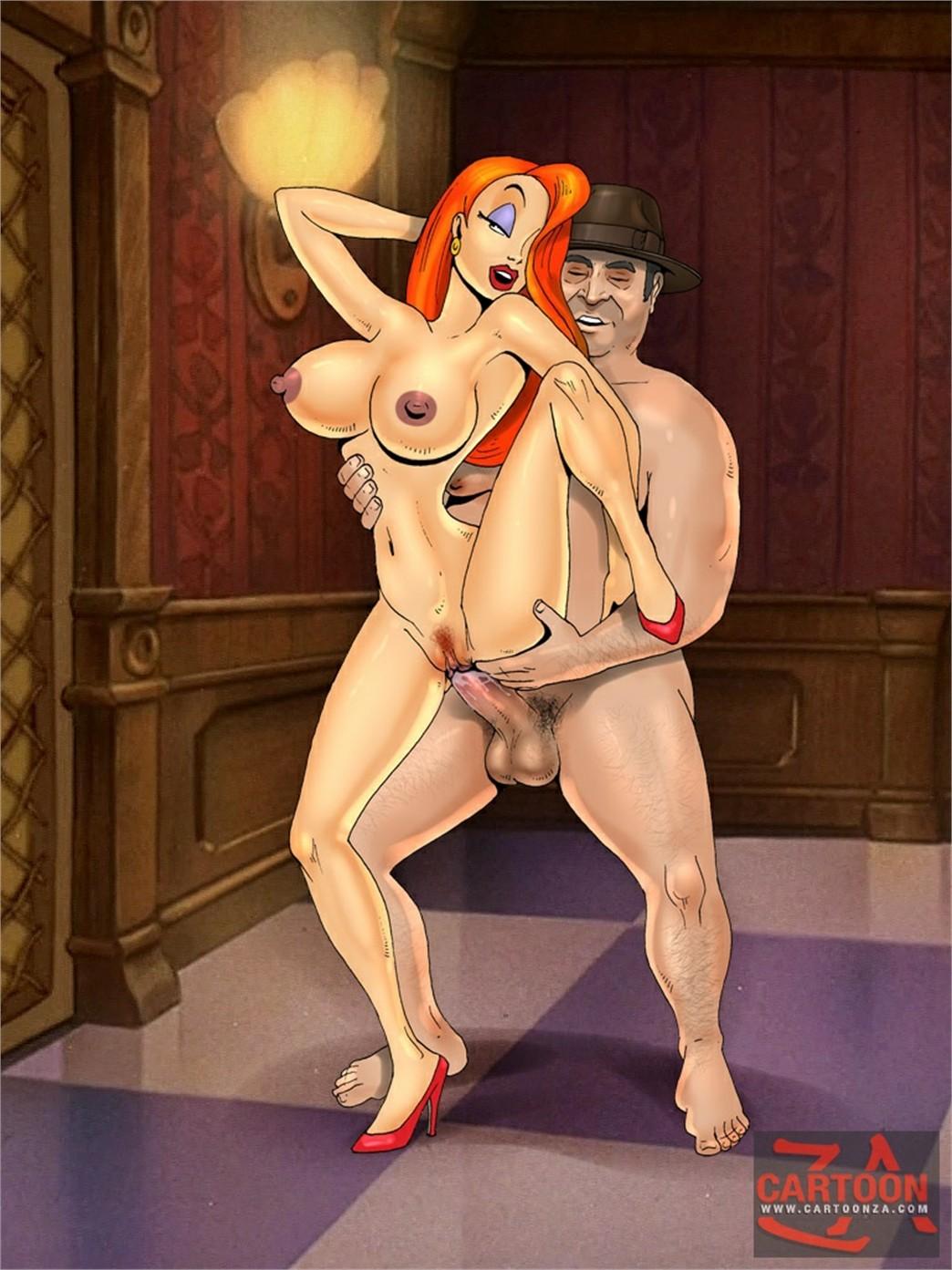 Famous cartoon porn games