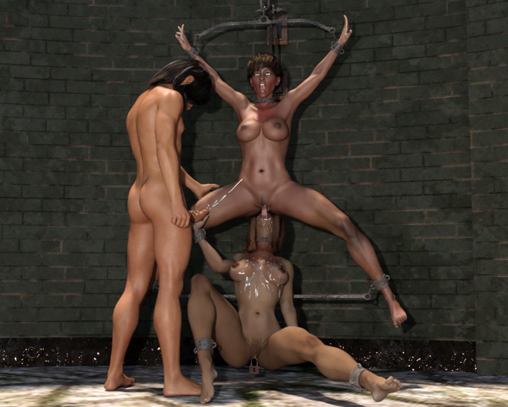 Fat woman bondage in bondage in leather tight woman, bondage story wife