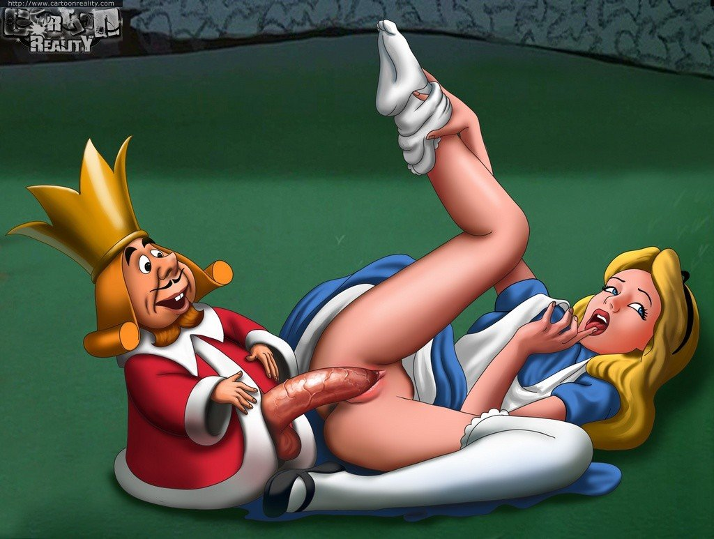 Alice In Wonderland Porno