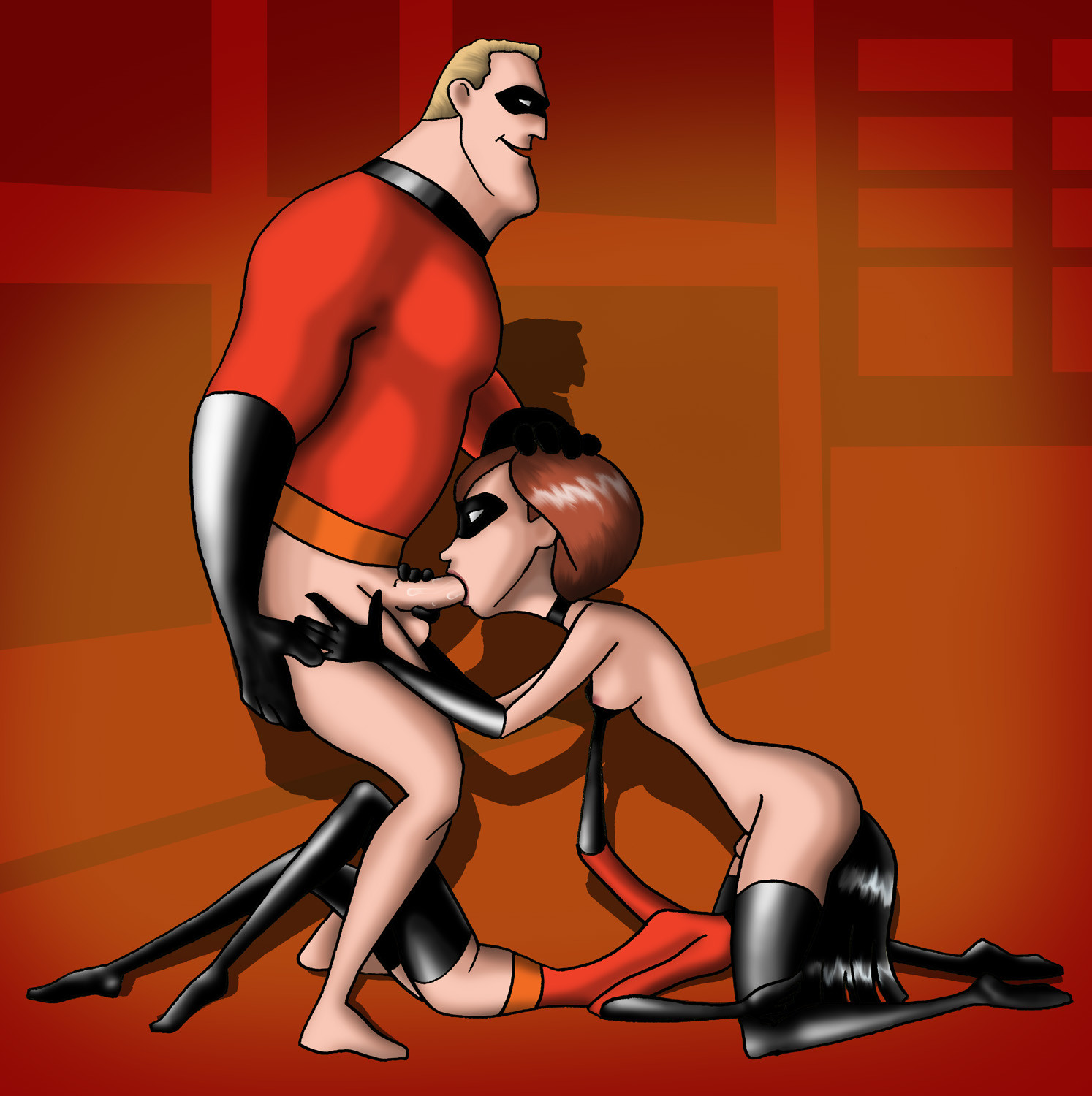 The incredibles sex games