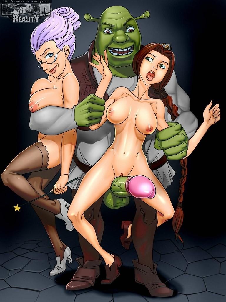 Shrek Fucking Fiona Hentai Sex Galery