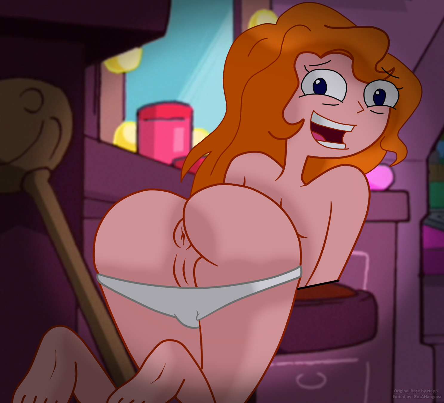Candace porno xxx, what makes a girl pussy fart