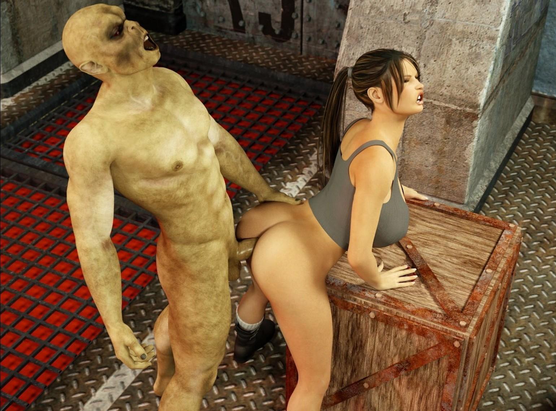Lara croft nude tits anal fuck, ww e sex garil movie