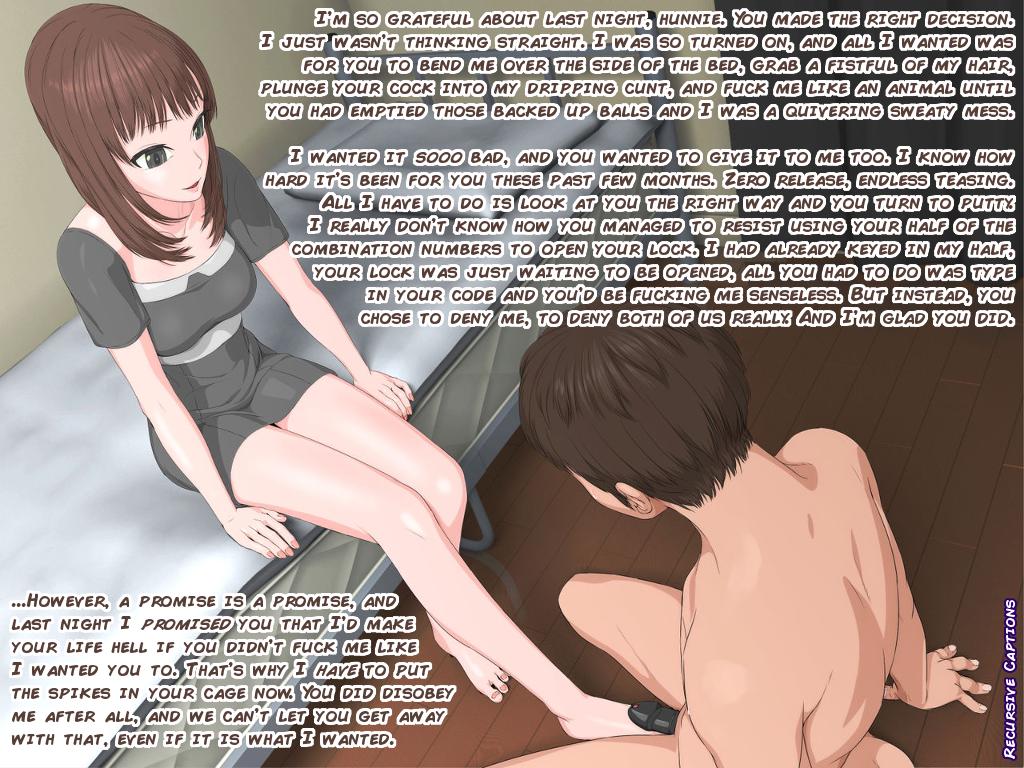 3d anime maid teasing in skin tight lingerie 7
