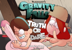 Gravity Falls – truth or dare