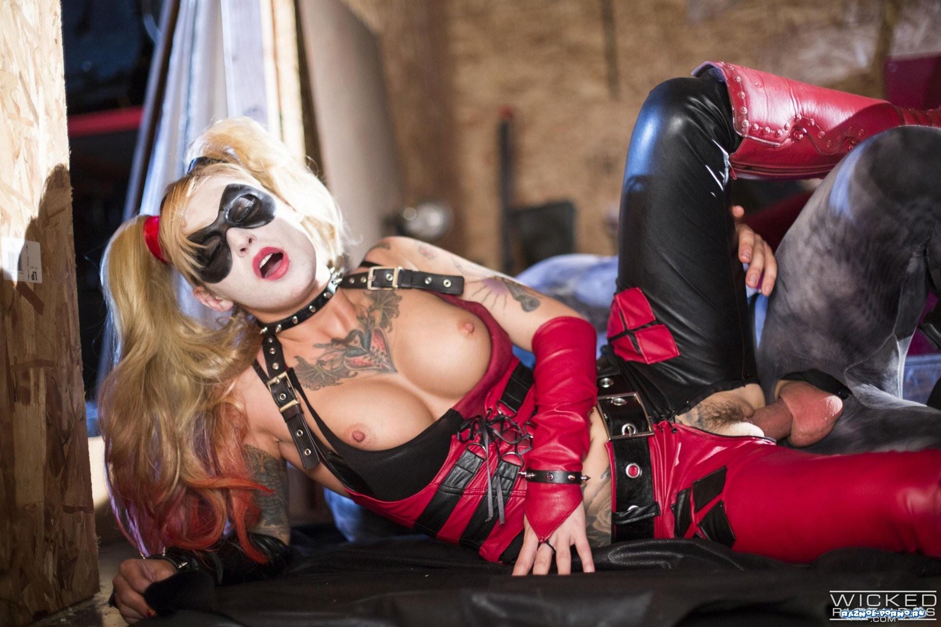 Harley Quinn X Poison Ivy Olchas