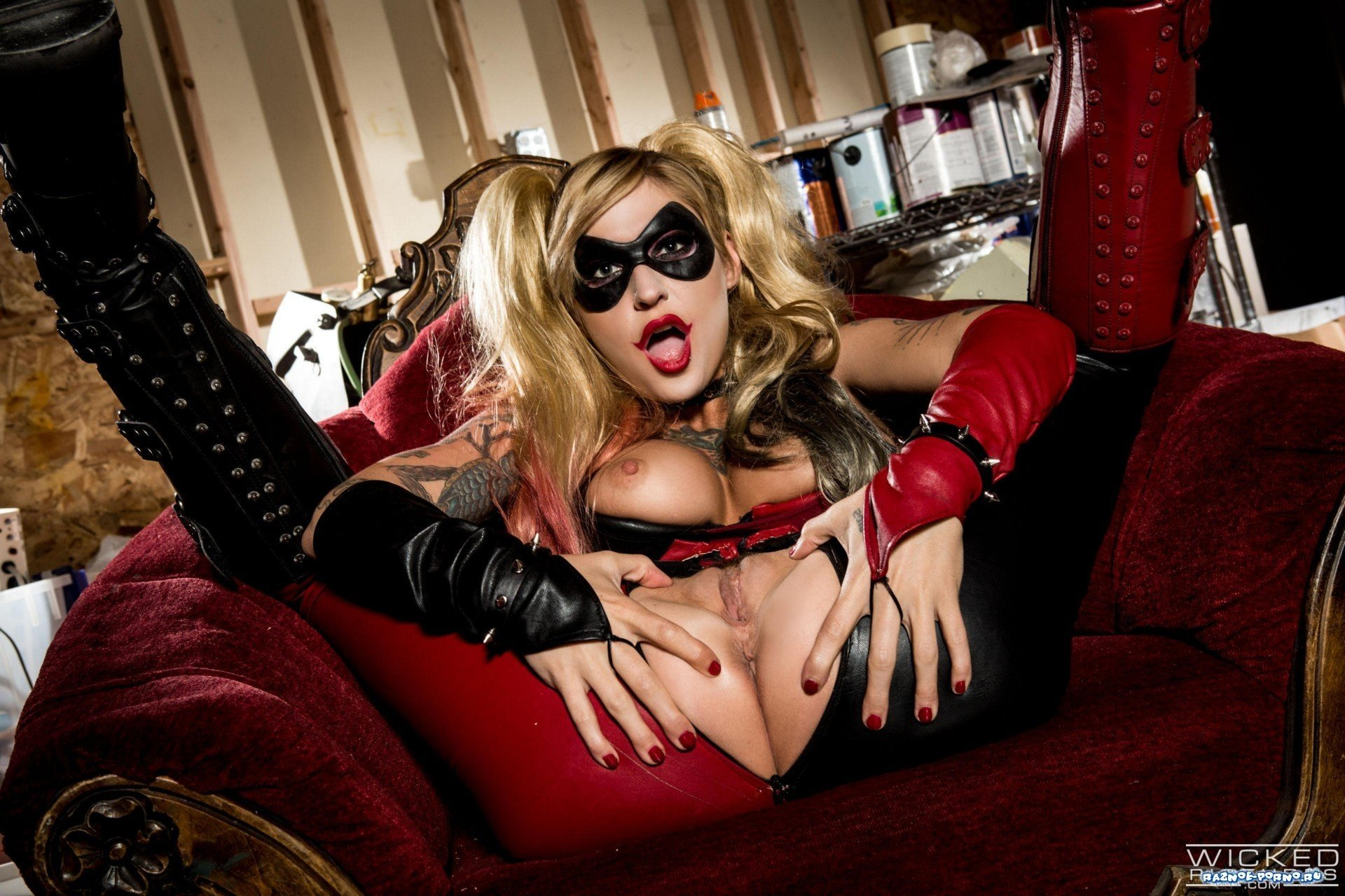 Aj Applegate Harley Jadehot Teen Lesbos Girls Love Sex In Front Of Camera Photo