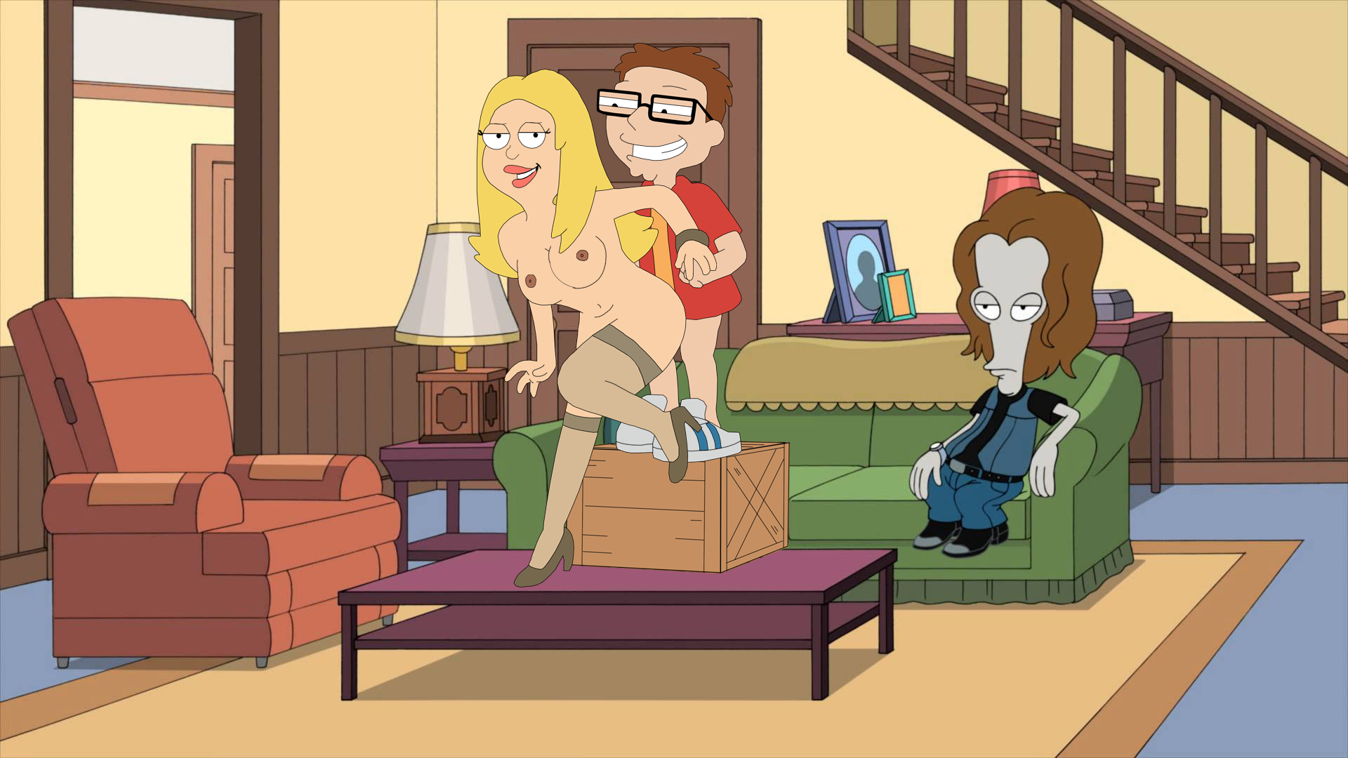 American dad moments