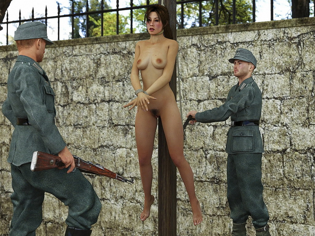 porn-naked-girl-prepared-for-her-execution