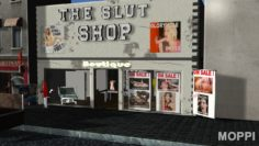 Slut shop part 1