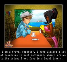 Sheanimale- The traveller