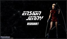 Ensign Jenny: Red Shirt
